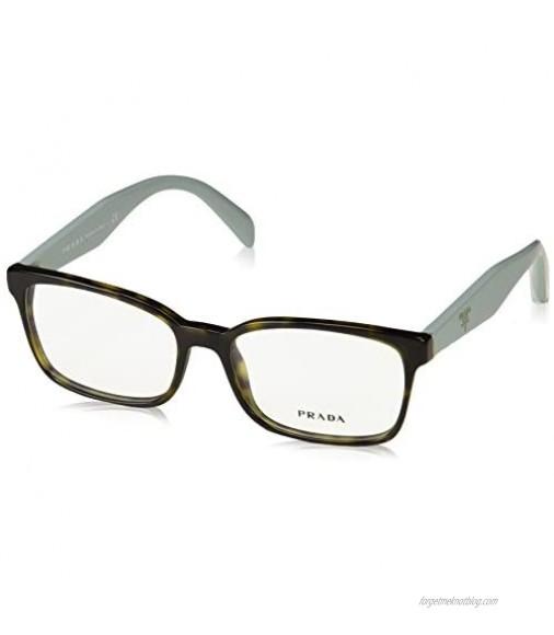 Prada Women's PR 18TV Eyeglasses 53mm