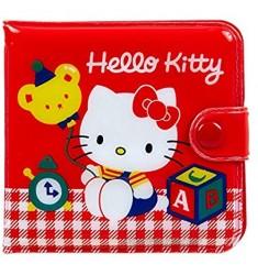 Hello Kitty Plastic Wallet