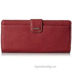 Relic by Fossil RFID Blocking Checkbook Wallet