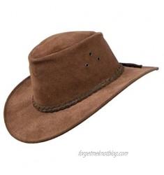 Kakadu Traders Echuca Suede Hat