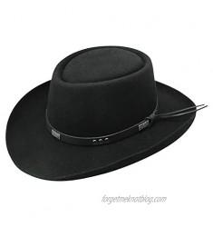 Stetson Dice - Wool Gambler Hat