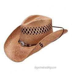 Stetson Stoney Creek Straw Hat