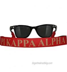 Pi Kappa Alpha - Sunglass Strap - Two Color