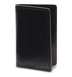 Bosca Men's Dolce Collection - Calling Card Case