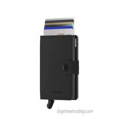 SECRID - Secrid Miniwallet Yard Microfibre (Non Leather) RFID Safe Card Case for max 12 cards