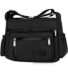 Scioltoo Shoulder Bag For Women Small Tablet Bag Sturdy Satchel Style Purse Outdoor Messenger Bag Sling Bag for Men