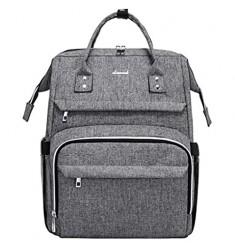 [Upgraded] Laptop Backpack for Women  Work School Travel Bag Computer Bags Teacher Nurse Backpack Purse Bookbag