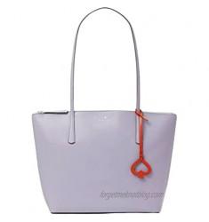 Kate Spade Zina Leather Large Tote WKRU6852 Women's Handbag