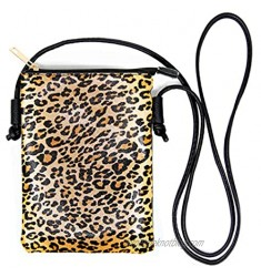 Me Plus Women Summer Bohemian Straw Crossbody Clutch Pouch Bag with Wristlet and Detachable Strap