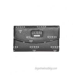GUESS Factory Meade Logo Slim Wallet
