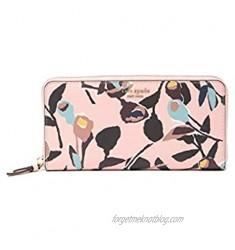 Kate Spade Cameron Paper Rose Pink Large Continental Wallet