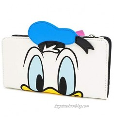 Loungefly Donald and Daisy Duck Double Sided Wallet