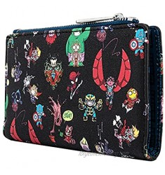 Loungefly Marvel Sy Chibi Group Wallet