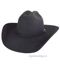 Bailey Men's Pro 5X Wool Felt Cowboy Hat - W1505a-Black