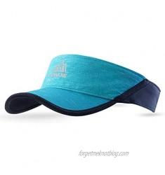 TRIWONDER Sports Sun Visor Hat Men Women - UV Protection Summer Cap for Outdoor Hiking Golf Tennis